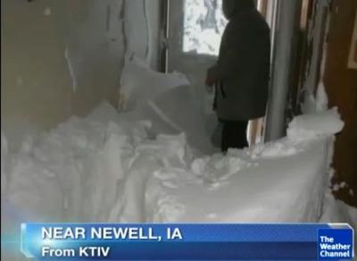 雪が家の中まで01