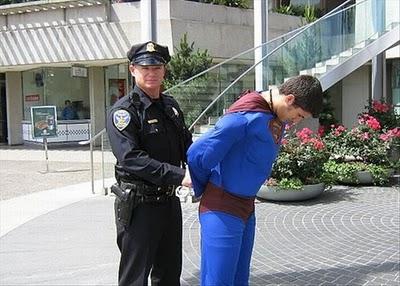 見たくない逮捕11