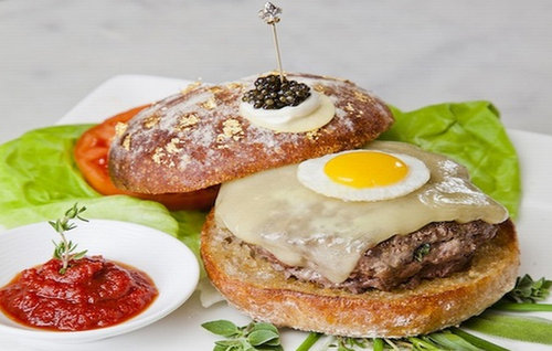 高級ハンバーガー06