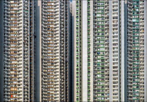 香港の集合住宅07
