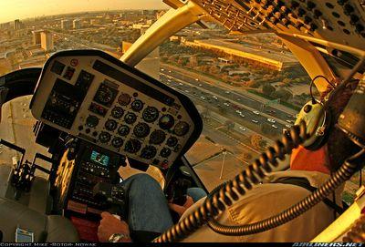 コックピットから見た空の景色08
