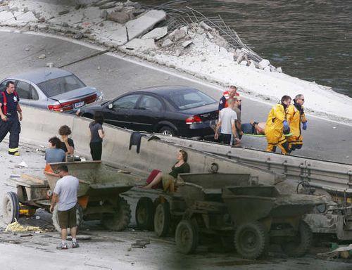 ミネソタの橋の事故19
