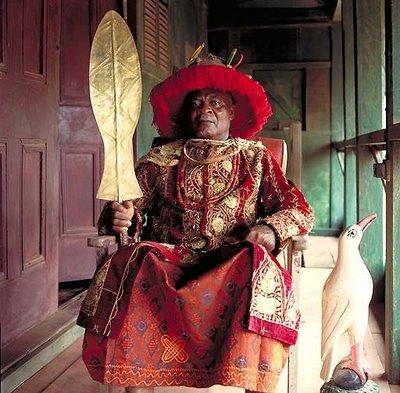 アフリカの部族の王や族長たち08