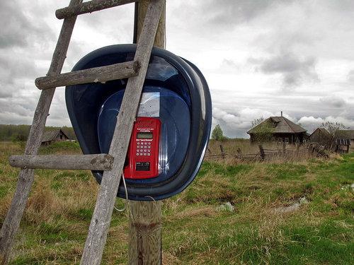 ロシアの廃村12