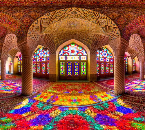 モスクの室内02