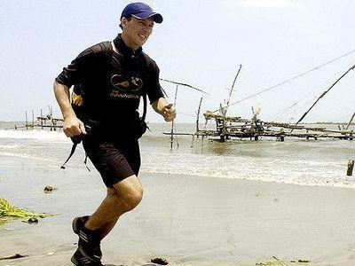 世界中を自分の足でひたすら走りぬいた男TOP