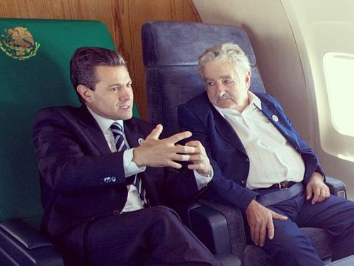 ウルグアイのホセ・ムヒカ大統領02