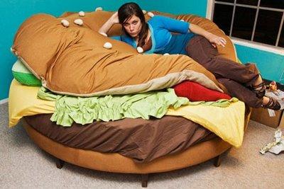 クリエイティブなベッド09