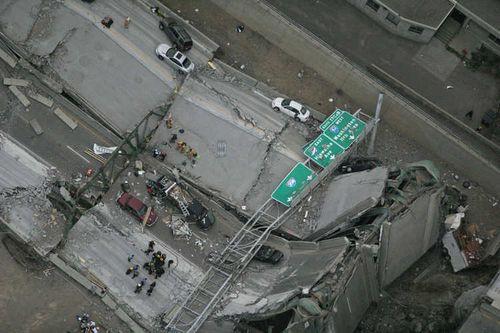 ミネソタの橋の事故01