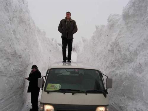 ロシアの普通の冬09
