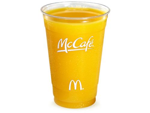 マクドナルドのジュース00