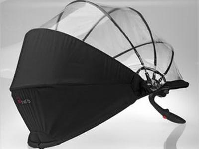 両手を使わない画期的な傘TOP