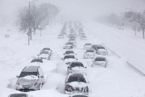 吹雪のときの運転05
