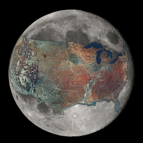 月の大きさを実感01