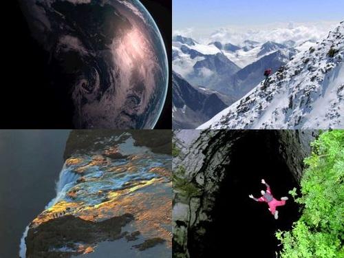 地球の絶景