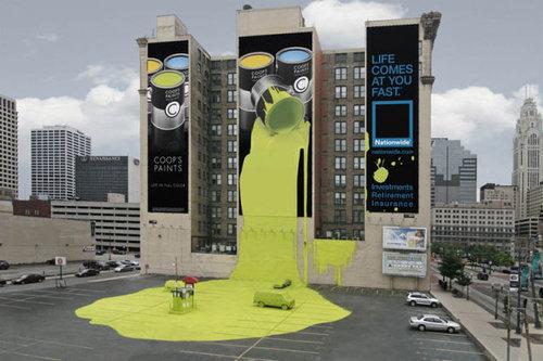 地面の広告09