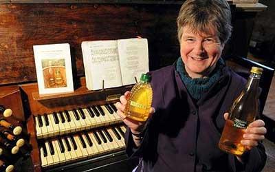 リウマチを酢で治したオルガン奏者