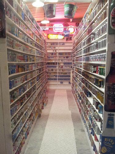ビール缶のコレクション 003