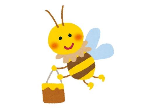 モーガン・フリーマンとミツバチ