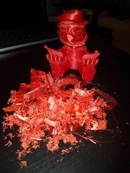 3Dプリンターでマグカップを作ろうとしたら01