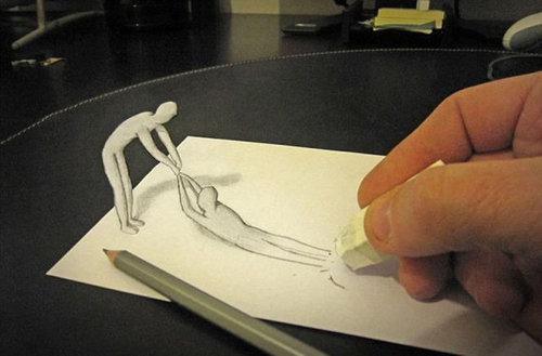 驚異的な3Dアート06