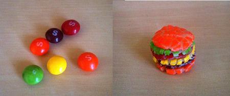面白ハンバーガー12