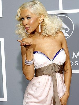 07クリスティーナ・アギレーラ(Christina Aguilera)