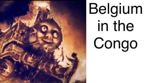 ベルギーの歴史を世界から見ると02