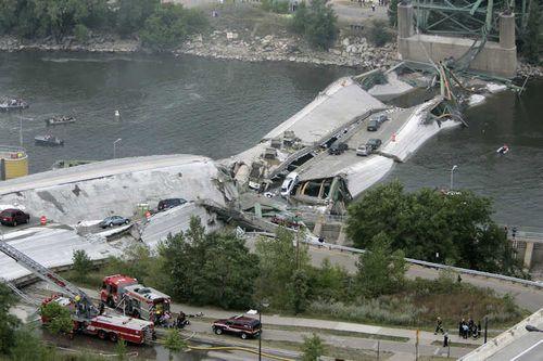 ミネソタの橋の事故22