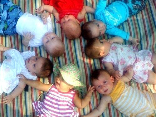 赤ちゃんが生まれたら必ずみんなが撮る写真18