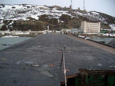 タイフーン級原子力潜水艦01