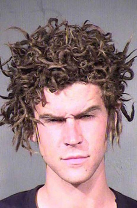 マグショットの髪形14