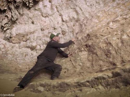 4万4000年前の洞窟壁画03