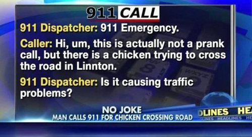 おかしな緊急電話18