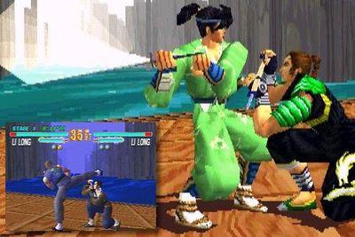 1996: Soul Blade (PSone)