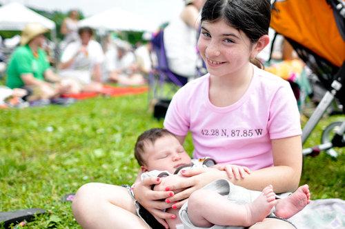 赤ちゃんが生まれたら必ずみんなが撮る写真17