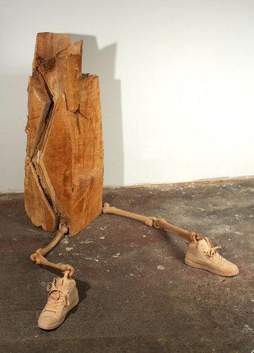 木彫りアート07