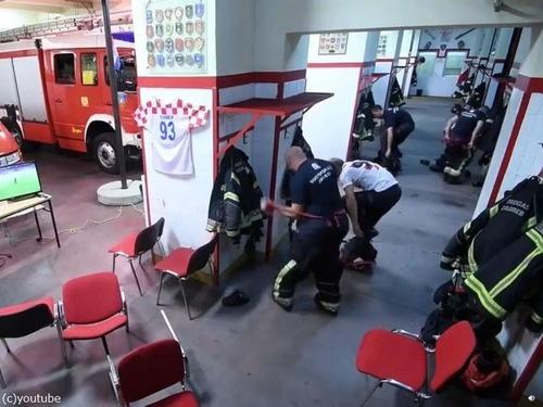 クロアチアの消防士たち02