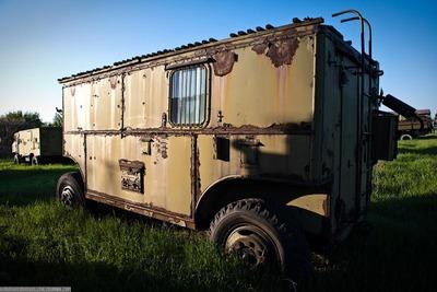 ウクライナの廃棄兵器14