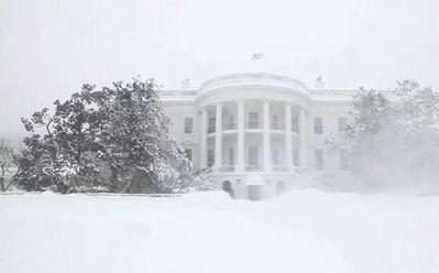 大雪の米国首都00