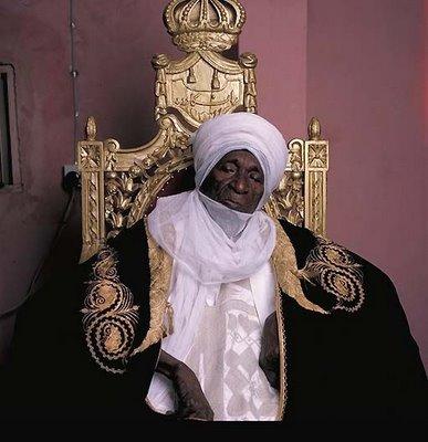 アフリカの部族の王や族長たち02