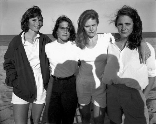 4人姉妹の毎年の写真09