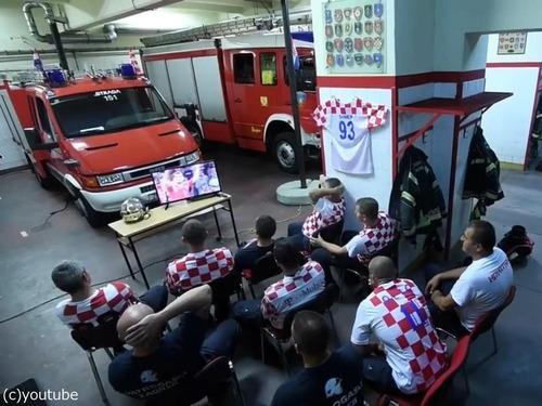 クロアチアの消防士たち00