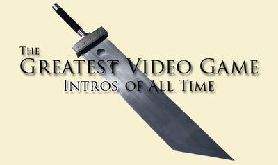 最も秀逸なゲームのオープニング動画18本