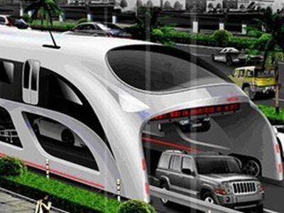 3D Express Coach00