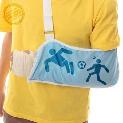 骨折用・三角巾01