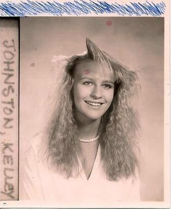 80年代の髪型11