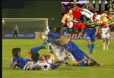 サッカーの超名門コリンチャンスの選手達が女々しすぎて泣けるTOP