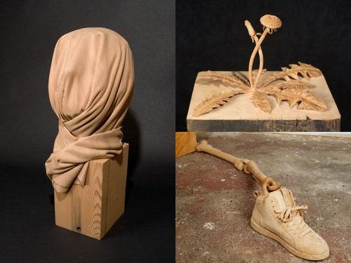 木彫りアート00