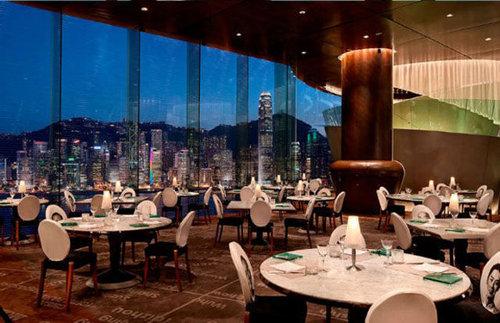 世界の絶景レストラン42